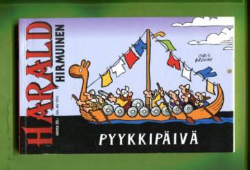 Harald Hirmuinen -minikirja 2/96 - Pyykkipäivä