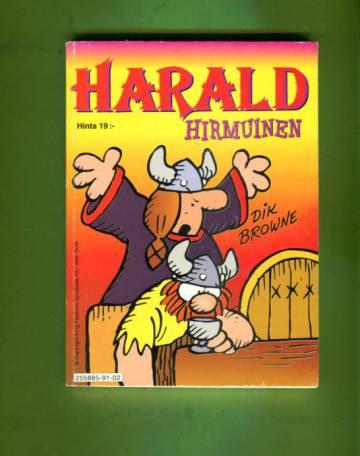 Harald Hirmuinen -taskukirja 2/91