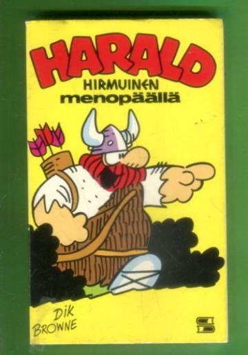 Harald Hirmuinen -taskukirja 1/78 - Harald Hirmuinen menopäällä
