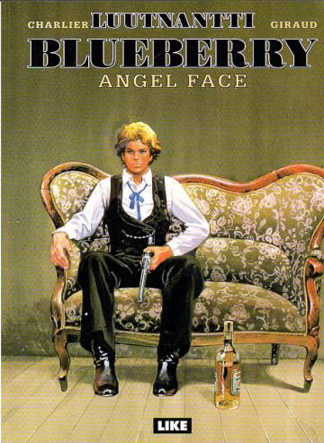 Luutnantti Blueberry 9 - Angel face