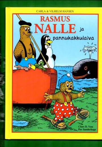 Rasmus Nalle ja pannukakkulaiva