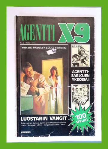 Agentti X9 6/85 (Modesty Blaise)