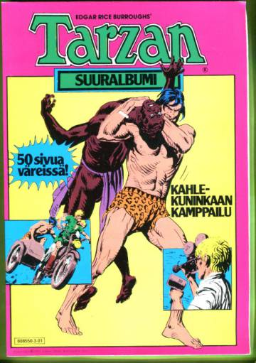 Tarzan-suuralbumi 1983 - Kahlekuninkaan paluu