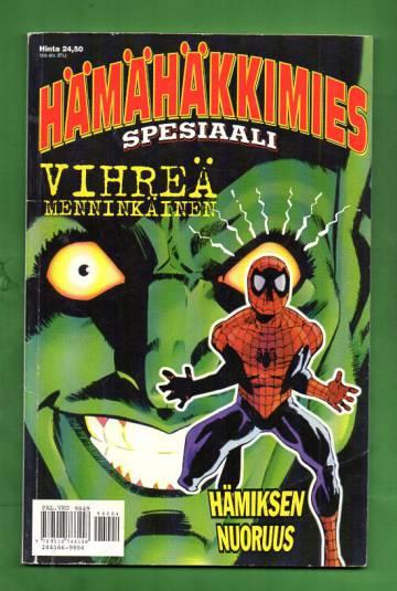 Hämähäkkimies-spesiaali 4/98 - Hämiksen nuoruus (Spider-Man)