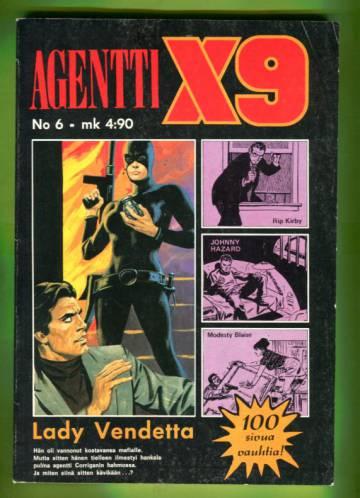 Agentti X9 6/75