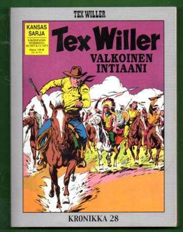 Tex Willer -kronikka 28 - Valkoinen intiaani / Luvattu maa