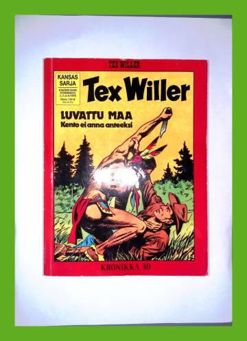 Tex Willer -kronikka 30 - Kento ei anna anteeksi & Päänahanmetsästäjät