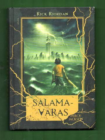 Percy Jackson 1 - Salamavaras
