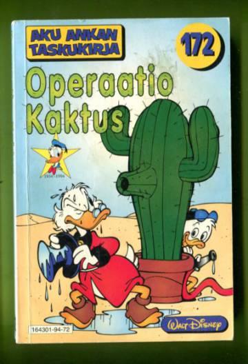 Aku Ankan taskukirja 172 - Operaatio Kaktus
