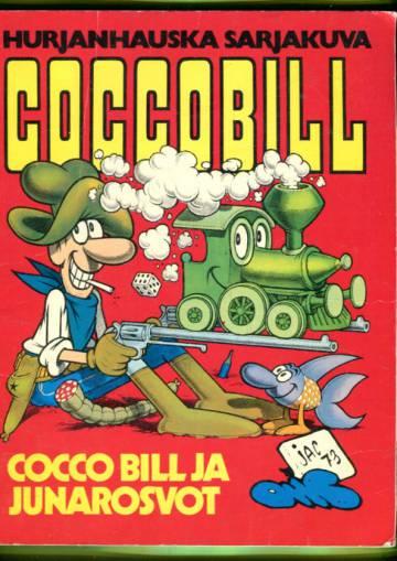 Cocco Bill 2 - Cocco Bill ja junarosvot