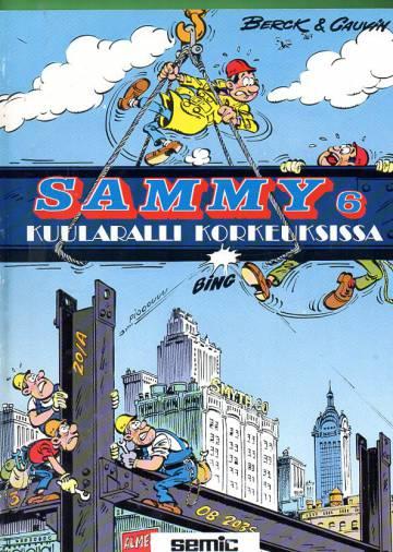 Sammy 6 - Kuularalli korkeuksissa