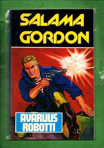 Salama Gordon - Avaruusrobotti