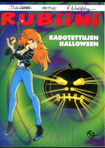 Rubiini 3 - Kadotettujen halloween