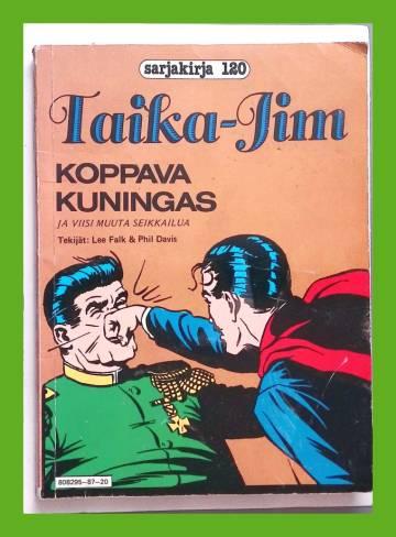 Semicin sarjakirja 120 - Taika-Jim: Koppava kuningas ja viisi muuta seikkailua