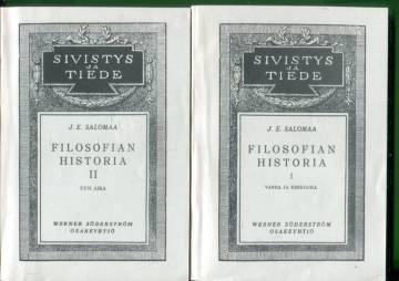 Filosofian historia 1-2 - Vanhan ajan ja keskiajan filosofia & Uuden ajan filosofia