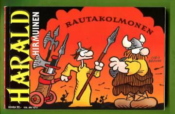 Harald Hirmuinen -minialbumi 3/96 - Rautakolmonen