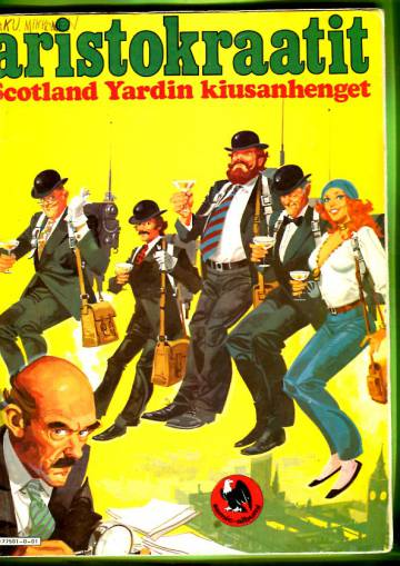 Aristokraatit 1 - Scotland Yardin kiusanhenget