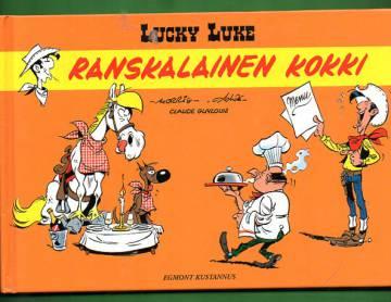 Lucky Luke - Ranskalainen kokki