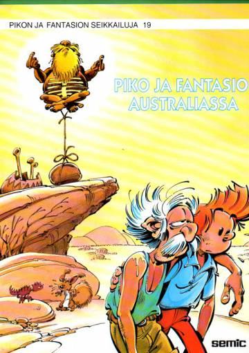 Pikon ja Fantasion seikkailuja 19 - Piko ja Fantasio Australiassa