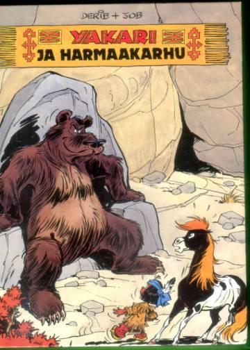Yakari 6 - Yakari ja harmaakarhu