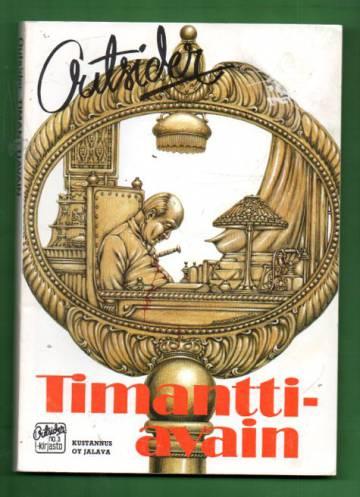 Outsider-kirjasto 3 - Timanttiavain