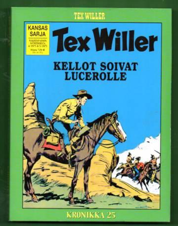 Tex Willer -kronikka 25 - Kellot soivat Lucerolle & Kapinoitsija