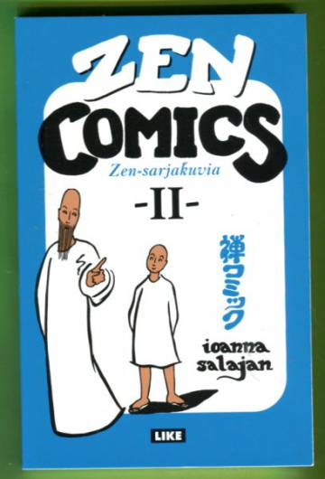Zen comics - Zen-sarjakuvia 2