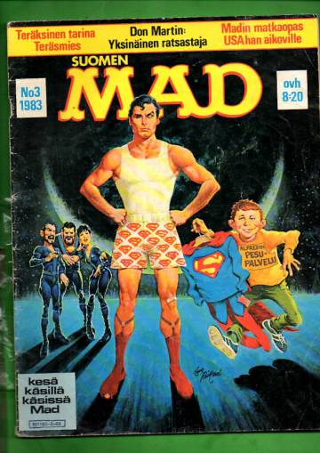 Suomen Mad 3/83