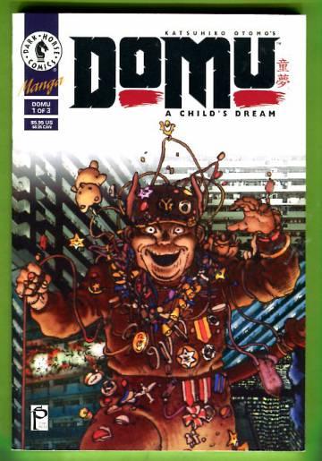 Domu: A Child's Dream #1 Mar 95