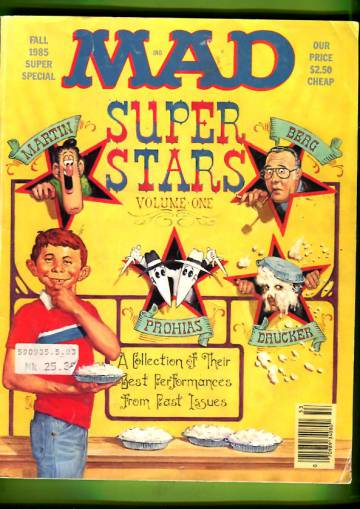 Mad Fall '85 Super Special #52