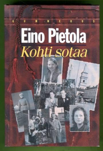 Kohti sotaa - Romaani Pohjois-Pohjanmaalta 1936-1939