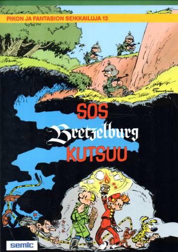 Pikon ja Fantasion seikkailuja 13 - SOS Bretzelburg kutsuu