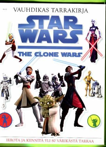 Star Wars - The Clone Wars: Vauhdikas tarrakirja