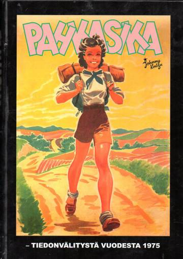 Pahkasika - Tiedonvälitystä vuodesta 1975