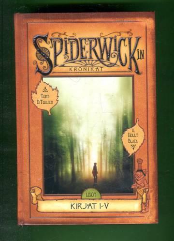 Spiderwickin kronikat - Kirjat 1-5