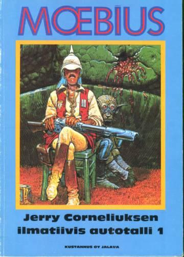 Jerry Corneliuksen ilmatiivis autotalli 1