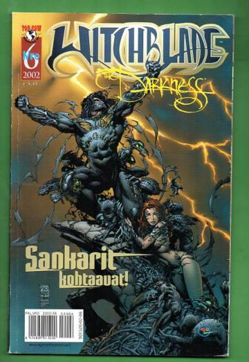VARASTOTYHJENNYS Witchblade/Darkness 6/02