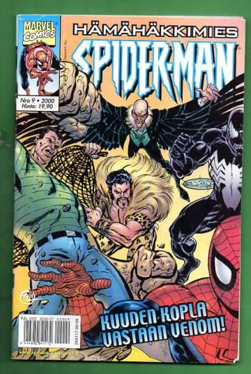 Hämähäkkimies 9/00 (Spider-Man)