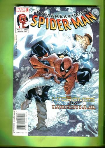Hämähäkkimies 12/03 (Spider-Man)