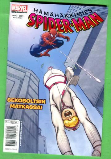 Hämähäkkimies 3/09 (Spider-Man)