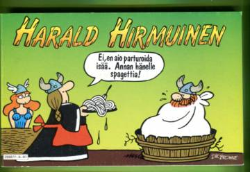 Harald Hirmuinen -minialbumi 5