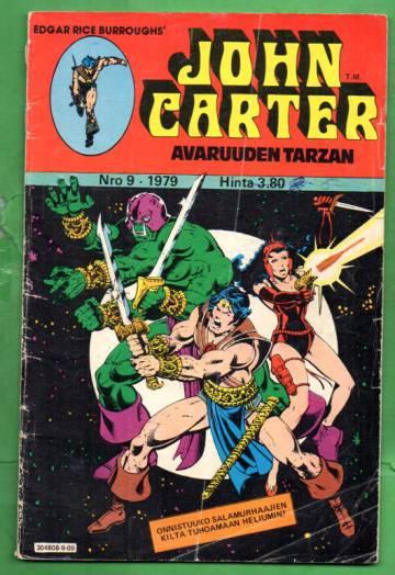 John Carter - Avaruuden Tarzan 9/79