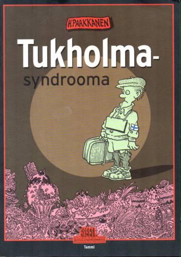 Tukholmasyndrooma