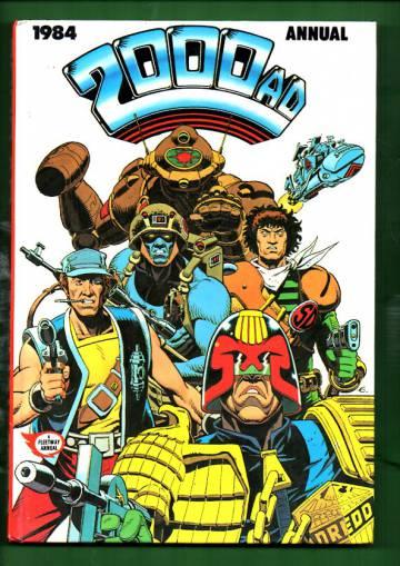 2000 AD: Annual 1984