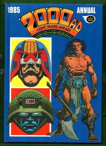 2000 AD: Annual 1985