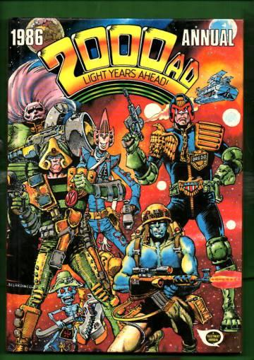 2000 AD: Annual 1986