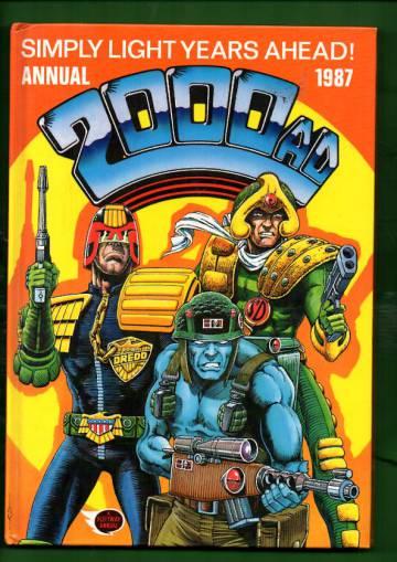 2000 AD: Annual 1987