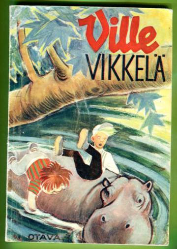 Ville Vikkelä