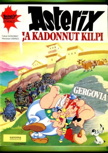 Asterix 15 - Asterix ja kadonnut kilpi (1. painos)