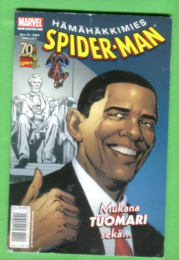 Hämähäkkimies 10/09 (Spider-Man)